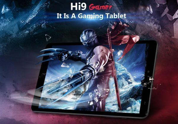 【クーポンで159.99ドル】ハイコスパ8.4インチタブ『CHUWI Hi9』発売!あのHi8が8.4インチ2K解像度で帰ったきた!