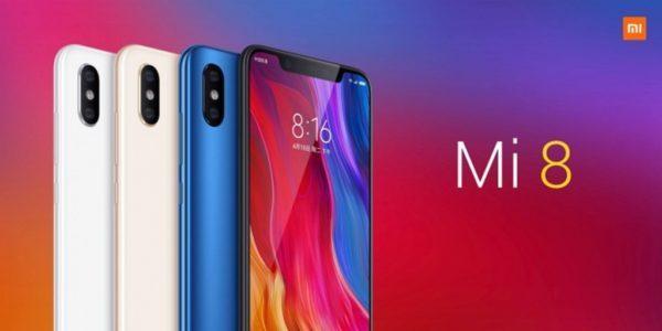 Xiaomiフラッグシップスマホ『Mi 8』『Mi 8SE』発表! ディスプレイ指紋認証/ノッチデザイン/シースルー版も!