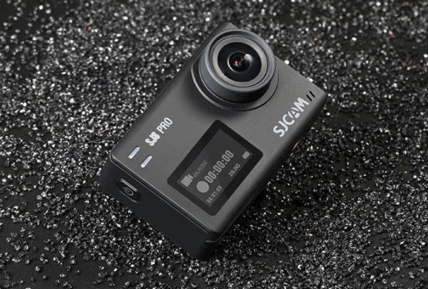 【この性能で162.99ドル】GoPro Hero6に肩を並べた『SJCAM SJ8 Pro』~4K 60fps/6軸ジャイロ/2.33インチタッチディスプレイなど大幅進化