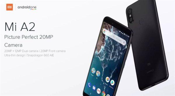 【クーポン追加】Android One OS採用の5.99インチ『Xiaomi Mi A2』発表!AIダブルカメラとスナドラ660で300ドル以下と安すぎる