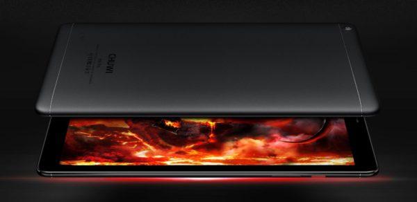 【109.99ドルクーポン追加】8.4インチ2K解像度タブレット『CHUWI Hi9 Pro』発売中~10コアHelio X20搭載のSIMフリータブレット