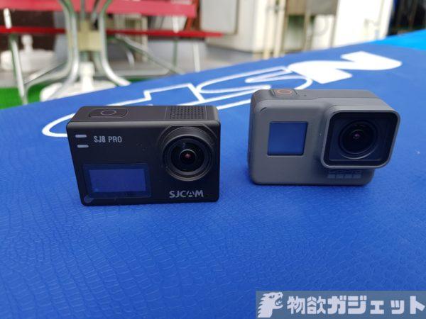 4K 60fps撮影ができるSJCAMの最高峰アクションカメラ『SJ8 Pro』ファースト・インプレッション