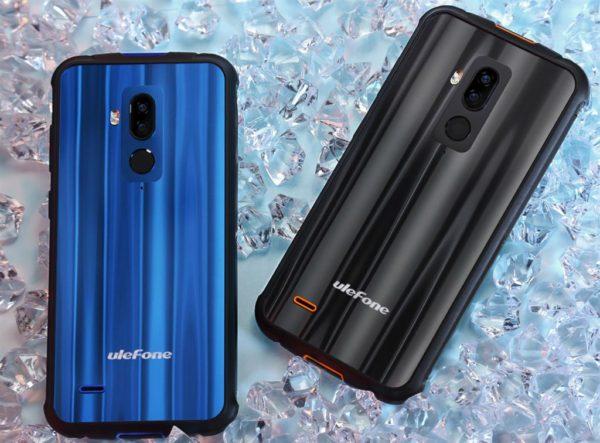 【セールで183.99ドル】タフネススマホ『Ulefone ARMOR 5』発売! ノッチデザインに進化しデザインも大人に