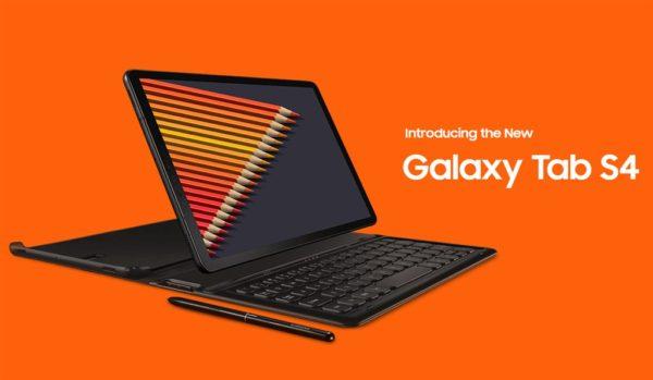【ETORENでも発売】ペンタブにもなるAndroidタブレットの最高峰『Galaxy Tab S4』発売! スナドラ835/10.5インチ2K解像度