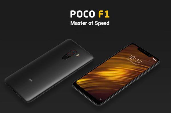 【288.99ドル日本専用クーポン追加】ノッチデザイン+スナドラ845搭載で300ドル台『Xiaomi Poco F1』発売! ハイエンドでロープライス