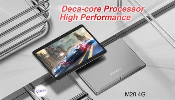 【149.99ドルクーポン追加】10.1インチ2K解像度タブレット『TECLAST M20』発売! Helio X23,LTEサポートのミドル機