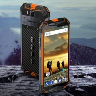【259.99ドル】4G B19対応タフネススマホ「Ulefone ARMOR3」発売! 側面指紋認証/10300mAh大容量バッテリー搭載