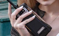 LTE B19対応タフネススマホ「DOOGEE S80」発売~無線レシーバー&10080mAhの大容量バッテリー