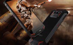 【259.99ドルクーポン追加!】LTE B19対応タフネススマホ「DOOGEE S70」発売~IP69K/無線充電/専用ゲームパッド対応