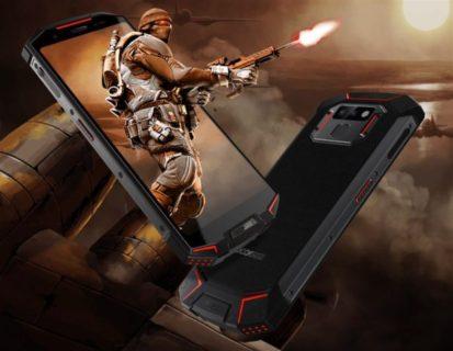 【早くも30ドルOFFの269.99ドル!】LTE B19対応タフネススマホ「DOOGEE S70」発売~IP69K/無線充電/専用ゲームパッド対応
