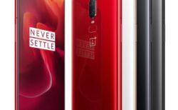 【8GB版ホワイト419.99ドルセール】『OnePlus 6』 先代のOnePlus5T大幅に向上した性能/耐水/背面ガラス採用ハイエンドスマホ