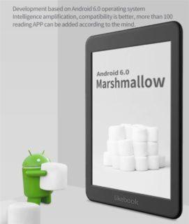 【205.99ドルクーポン追加】Androidが動くE-Ink 7.8インチタブレット「Boyue Likebook Mars T80D 」発売中~