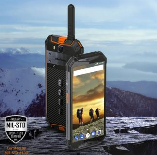 無線レシーバー搭載タフネススマホ「Ulefone ARMOR3T」発売! 国内3キャリアプラチナバンド対応&10080mAhの大容量バッテリー搭載
