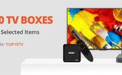 GeekbuyingでTVでAndroidOSが使えるようになる「TV BOX」や「Xiaomiコードレス高圧洗浄機」が安くなるセール開催中~クーポンで値引きも