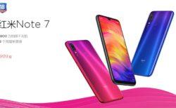 【バカ安!グロ版137.49ドル】「Xiaomi Redmi Note7」発売中~スナドラ660,水滴ノッチ、USB Type-C搭載で1.6万円程度と超ハイコスパ