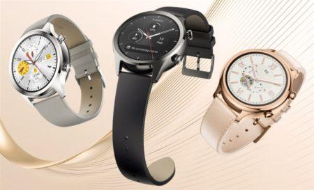 Wear OS搭載スマートウォッチ「TicWatch C2」発売! AMOLEDディスプレイ&IP68レベル防水防塵対応