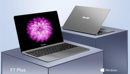 薄型軽量14インチノートPC「TECLAST F7 Plus」発売!8GB RAM+128GB SSD搭載で300ドル前半とリーズナブル