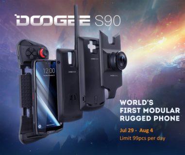 DOOGEE S90 プロモーション