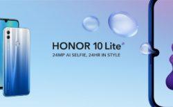 200ドル前半とリーズナブル「HUAWEI Honor 10 Lite」発売中~f/1.8のダブルレンズカメラとKirin710搭載のミドルレンジ