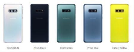 コンパクトxハイエンド海外SIMフリー版『Samsung Galaxy S10e G970FD』がETORENで発売!エッジディスプレイが嫌いならオススメ