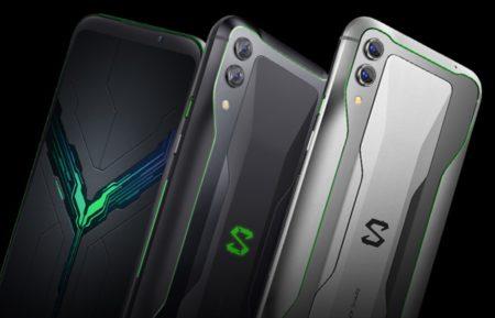 Xiaomiゲーミングスマートフォン「Black Shark2」発売!感圧式ディスプレイ,画面内指紋認証対応もコントローラーは別売り