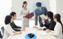 電話会議用ビジネスAI搭載スピーカー「eMeet OfficeCore M0」が発売予定~