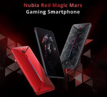ゲーミングスマホ「nubia Red Magic Mars」発売~国内3キャリアプラチナバンド対応が魅力的