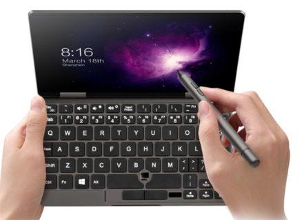 7インチPC「One Netbook One Mix 2S」にCore i7版ブラックやピンクが登場! 更にGeekbuyingで使えるクーポンもあり