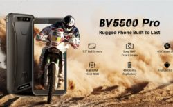 約1万円の4G タフネススマホ「Blackview BV5500 Pro」が発売! プロモで89.99ドルで発売予定~