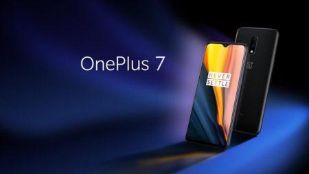 【限定20台$406.99】「OnePlus 7」発売中~OnePlus 6Tからの正常進化版全体的にスペックをブラッシュアップ