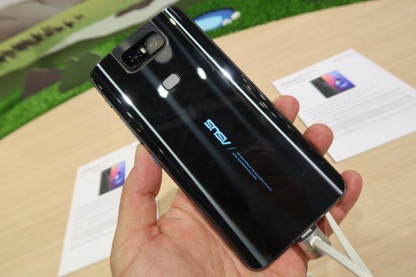 ZenFone 6 COMPUTEX台北 実機 レビュー
