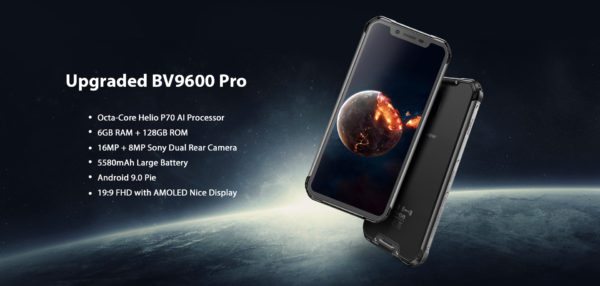 BV9600 Pro Blackview