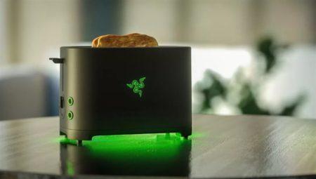 Razerがトースターの開発を宣言!このクールなデザインのトースターは欲しい