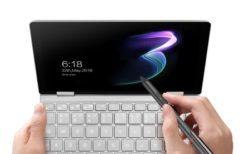 【クーポン追加】8.4インチへ大型化した超コンパクトPC「OneNetbook OneMix 3 」発売! SSDはNVMeへ進化し更にM.2スロットにも空き有りの親切設計