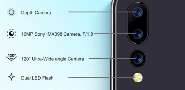 UMIDIGI A5 Pro 価格 スペック