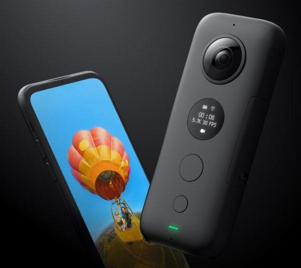 Insta360 ONE X 価格 特徴 VR
