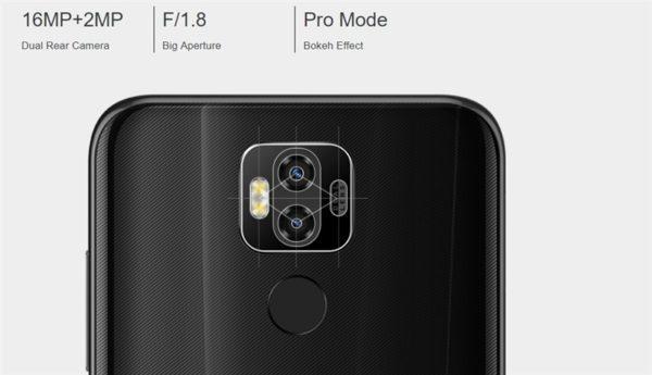 Ulefone Power6 価格 スペック 大容量バッテリー