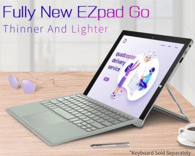 Jumper EZpad Go 価格 スペック 2in1タブレット