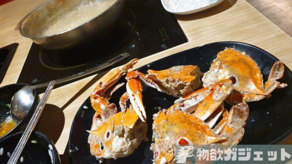 台北 旅行記 火鍋 海鮮 食べ放題