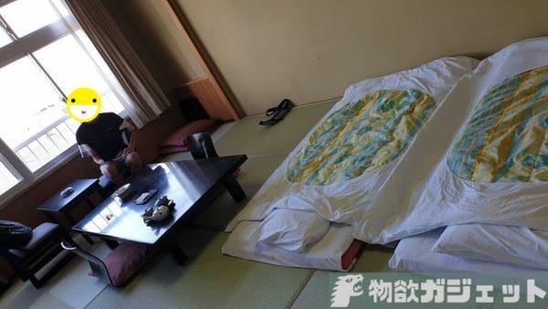 伊豆大島 ジェット船 旅行記 ホテル赤門