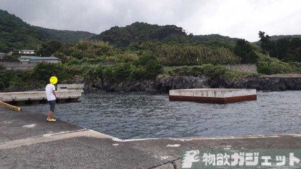 伊豆大島 ジェット船 旅行記 釣り ルアー