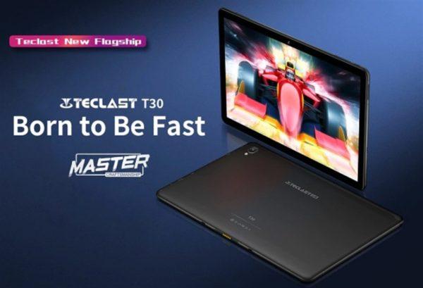 TECLAST T30 タブレット 価格 スペック