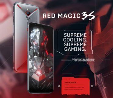 ZTE nubia RefMagic 3S ゲーミングスマホ 価格 スペック