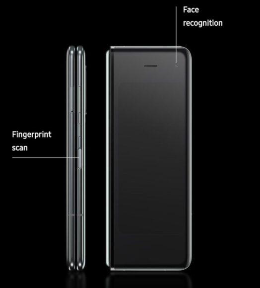 Samsung Galaxy Fold スペック 価格 輸入