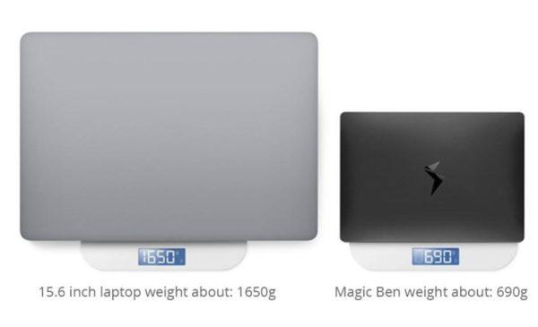 Magic-Ben MAG1 UMPC 価格 スペック