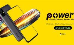 UMIDIGI Power3 スペック 価格