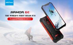 Ulefone ARMOR 6E 価格 スペック セール