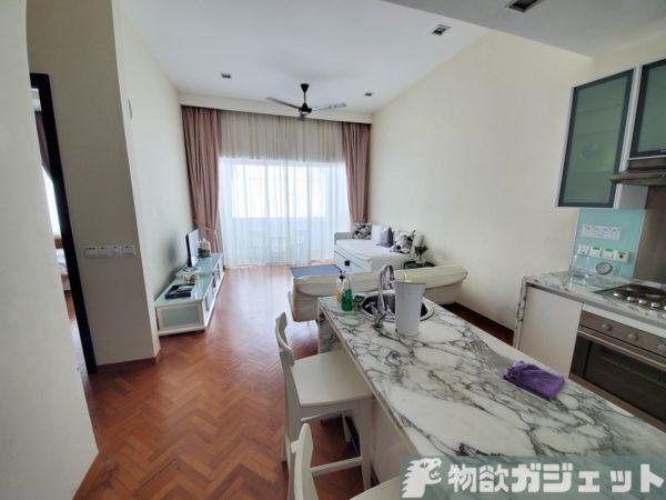 マレーシア Airbnb 旅行記