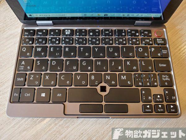CHUWI MiniBook レビュー UMPC
