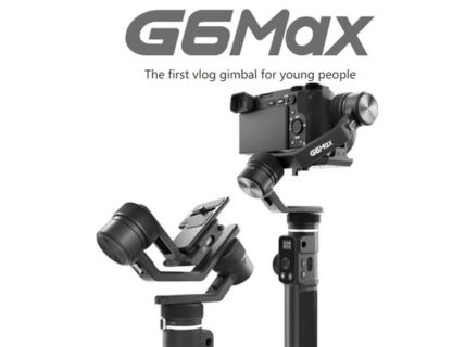 「FeiyuTech G6 Max」ジンバルスタビライザー